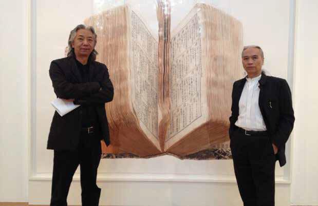 Suzhou Museum, Liu Dan's Exhibition, May 2013