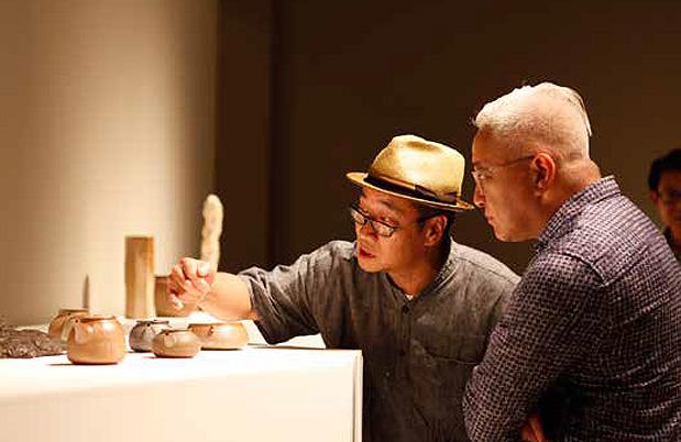 National Museum Of China, 'Nihuan' , Gao Zhenyu Ceramic Exhibition, April 2017
